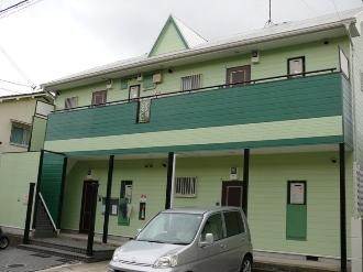 ルナメイト 神戸市須磨区緑が丘2丁目 賃貸ハイツ