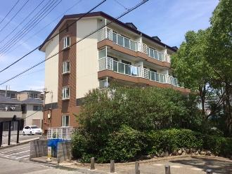 パークサイド太雅 4階 神戸市須磨区白川台5丁目 賃貸マンションの物件写真-1