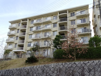 北落合第2住宅 神戸市須磨区北落合2丁目 中古マンション