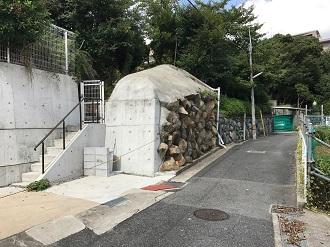 神戸市長田区丸山町3丁目 売土地の物件写真-2