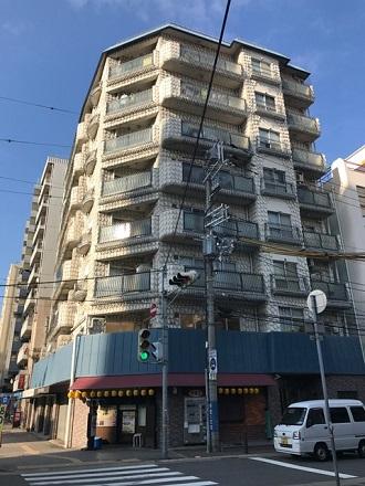 甲南サンコーポラス 神戸市中央区古湊通1丁目 賃貸マンション