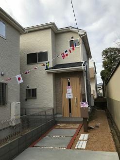 神戸市須磨区北落合5丁目 新築戸建