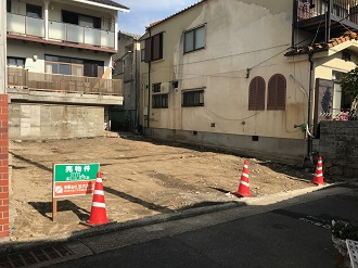 神戸市兵庫区都由乃町1丁目 売土地のメイン写真