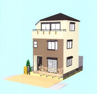 神戸市長田区大塚町9丁目 新築戸建