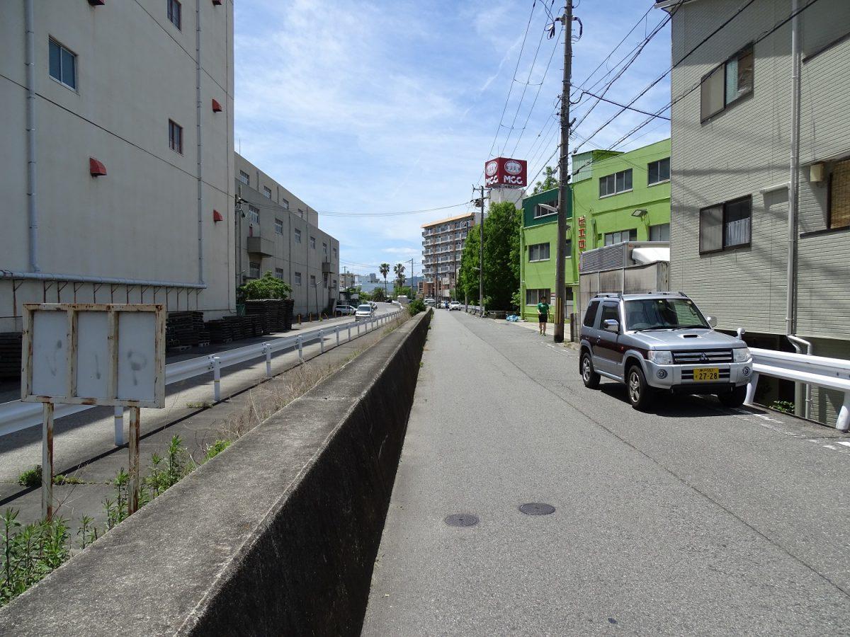 神戸市東灘区深江南町4丁目 売土地の物件写真-4
