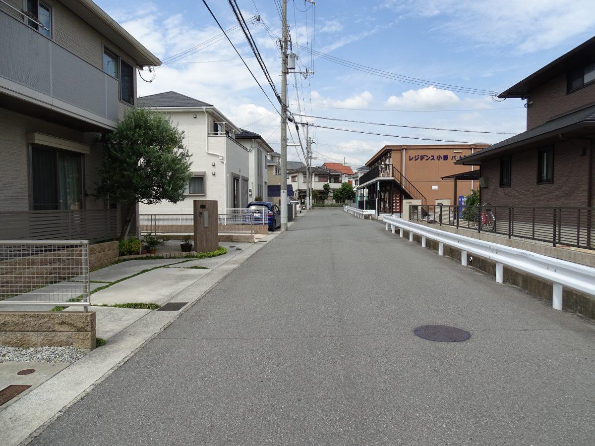 神戸市西区池上2丁目 売土地の物件写真-5