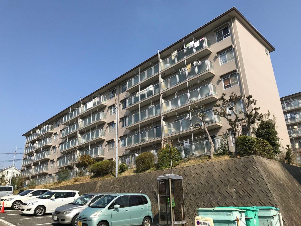 白川台住宅10号棟 神戸市須磨区白川台2丁目 中古マンション