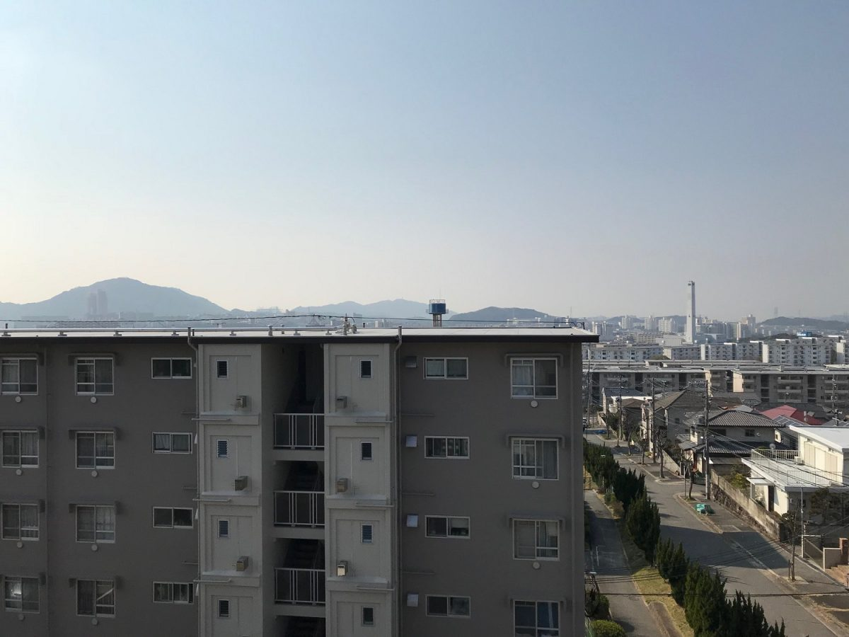 白川台住宅10号棟 神戸市須磨区白川台2丁目 中古マンションの物件写真-19