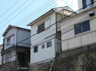 神戸市長田区西丸山町3丁目 賃貸戸建