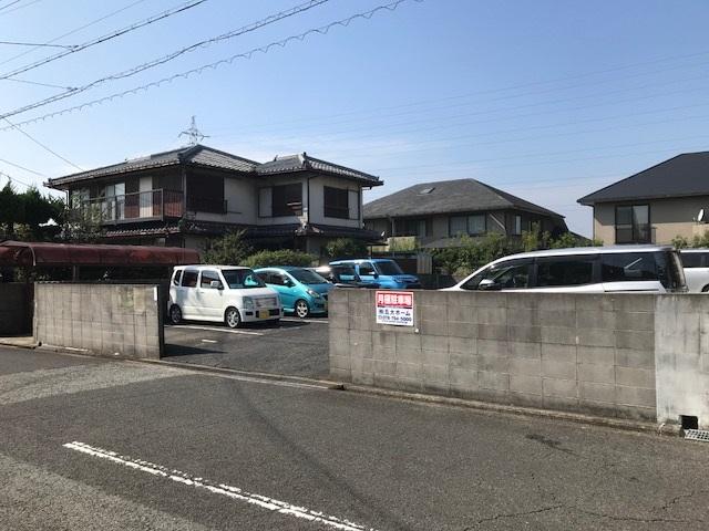神戸市須磨区南落合1丁目 月極駐車場