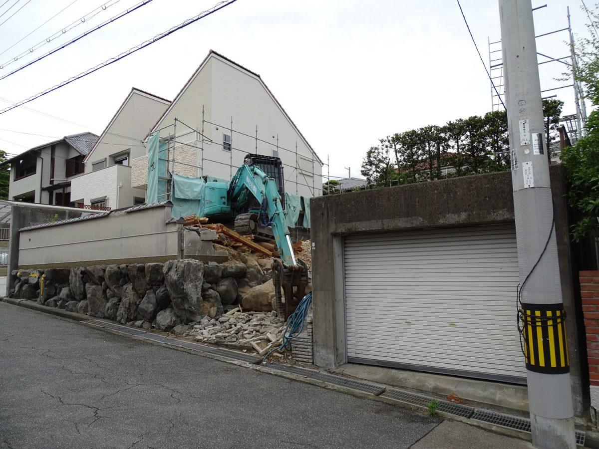神戸市須磨区北落合5丁目 新築戸建 1号地