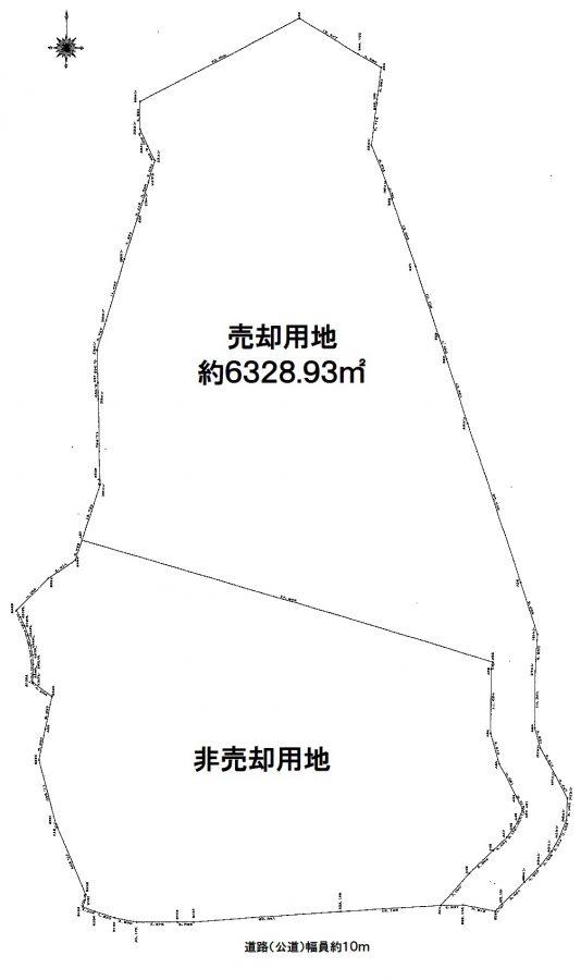 神戸市須磨区車字中尾 事業用地