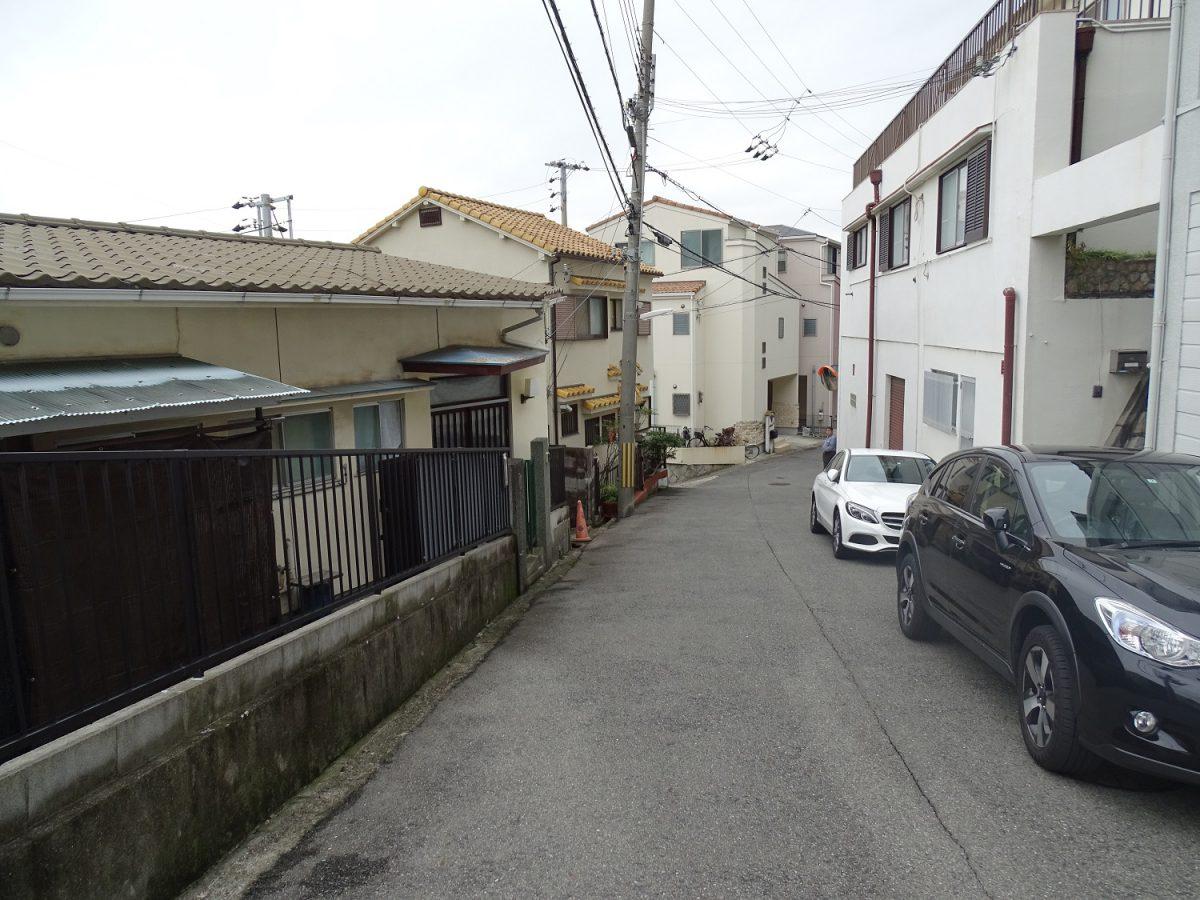神戸市東灘区本山北町5丁目 売土地の物件写真-3