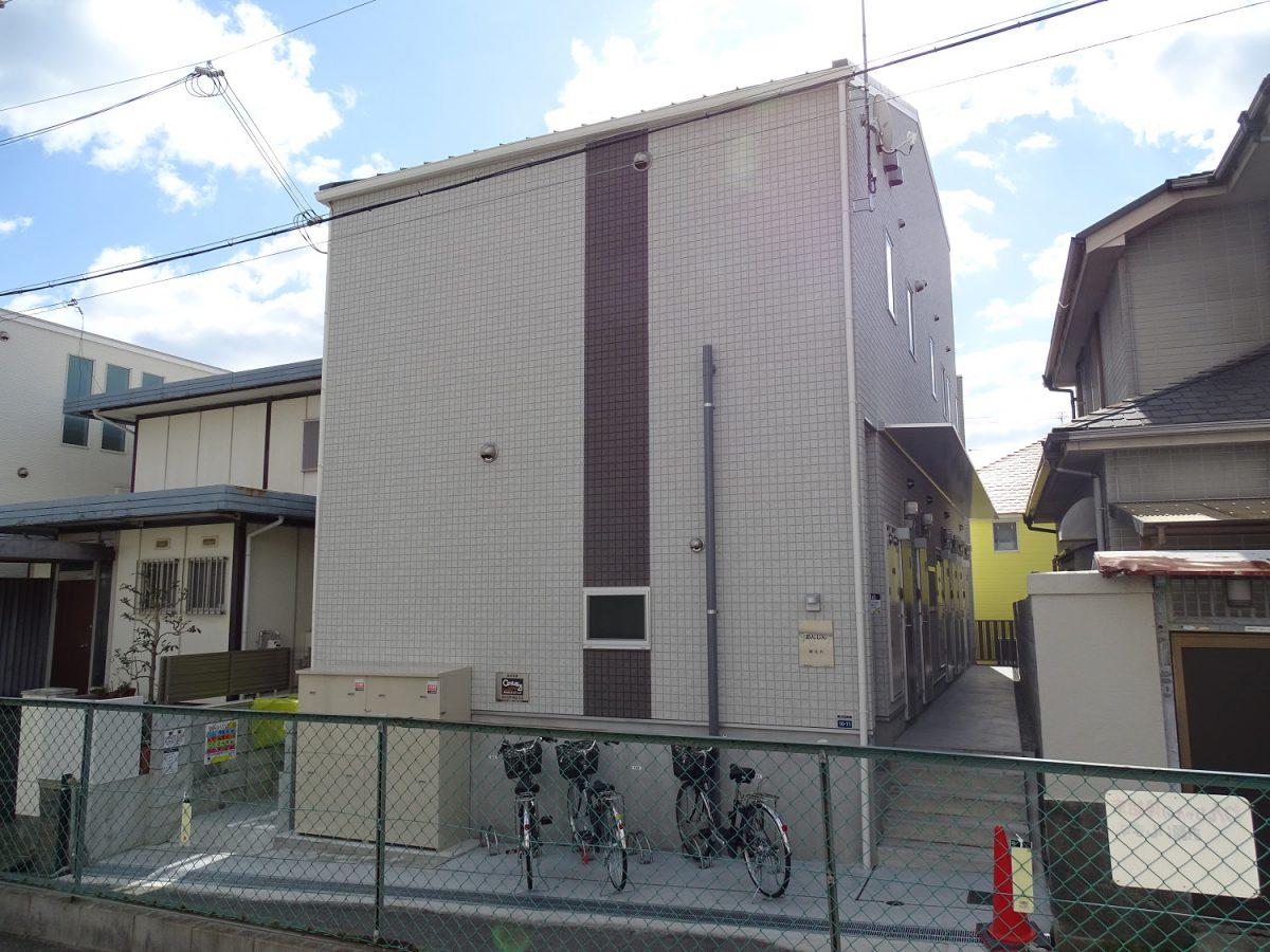 新築収益一棟ハイツ 神戸市須磨区潮見台町3丁目の物件写真-1