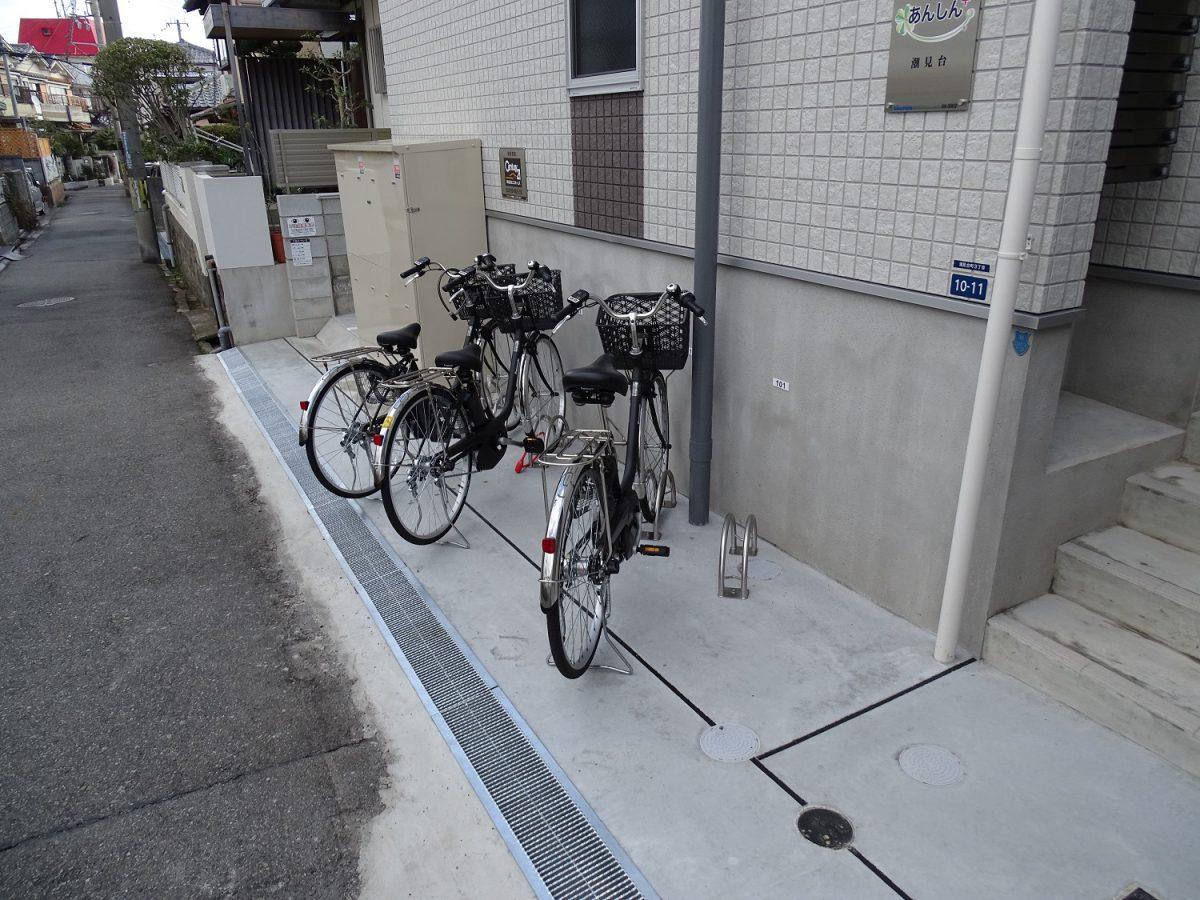 新築収益一棟ハイツ 神戸市須磨区潮見台町3丁目の物件写真-8