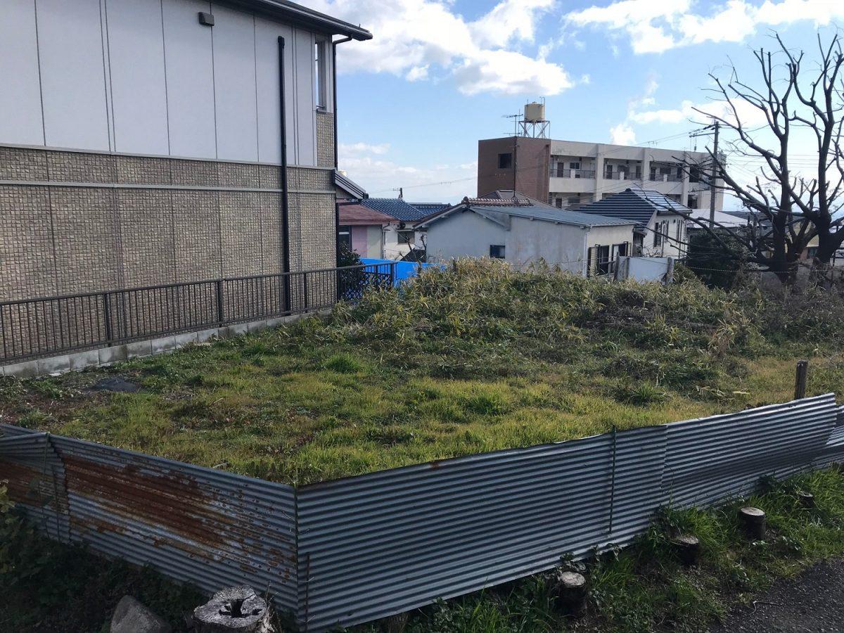 神戸市灘区五毛通2丁目 売土地の物件写真-1