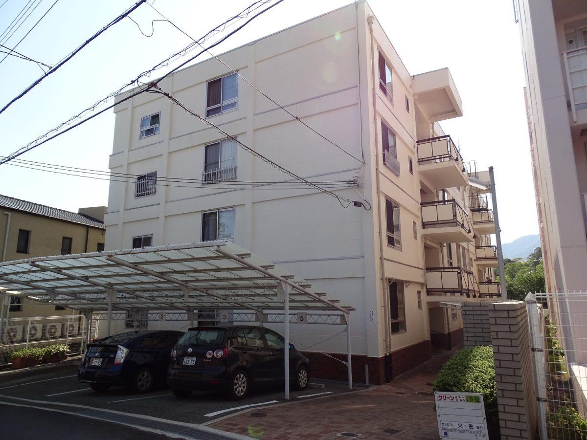神戸住吉川向コーポラス 神戸市東灘区住吉山手2丁目のメイン写真