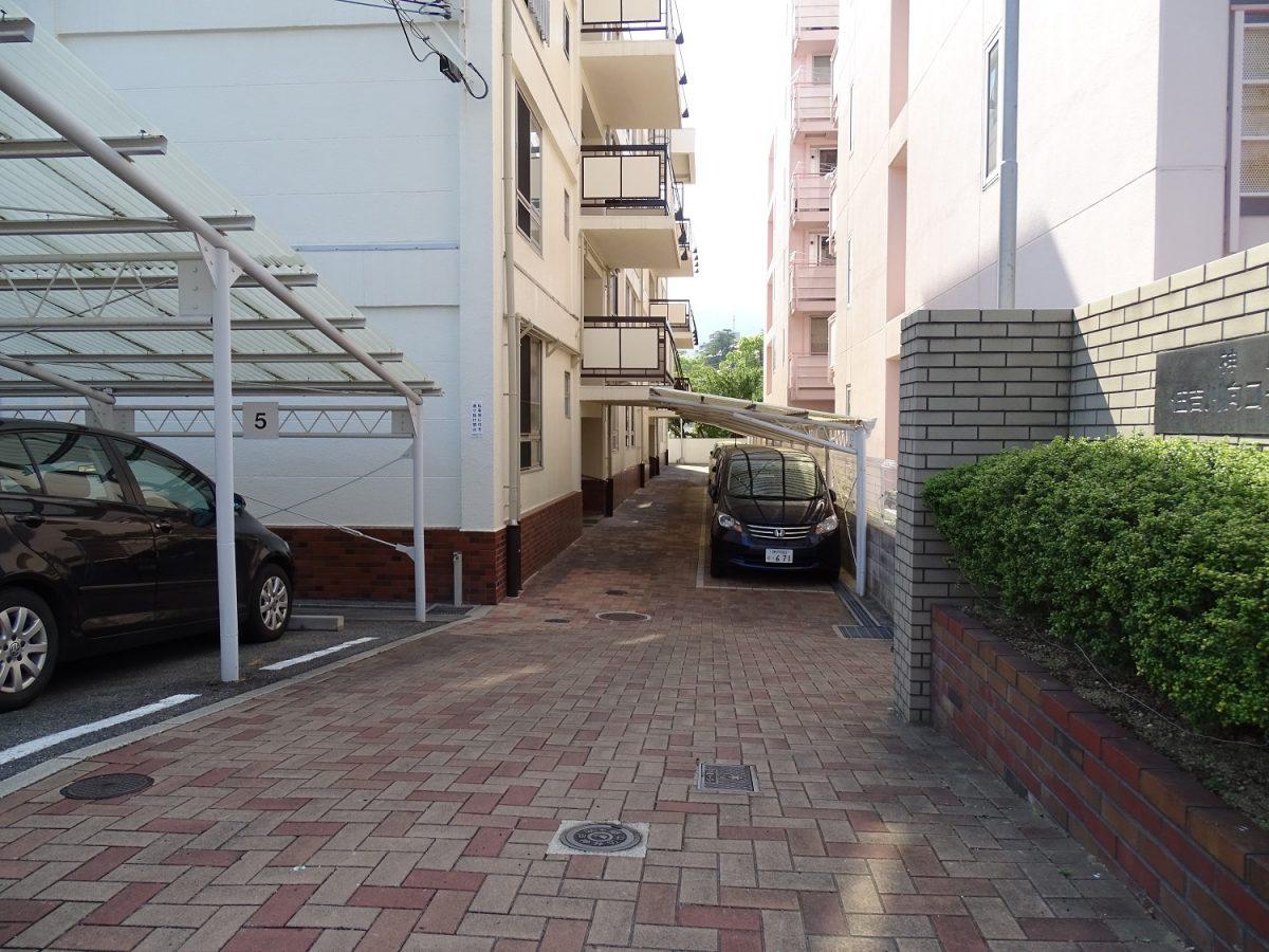 神戸住吉川向コーポラス 神戸市東灘区住吉山手2丁目の物件写真-26