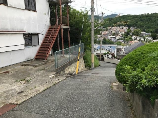 神戸市長田区西丸山町2丁目 売土地の物件写真-2