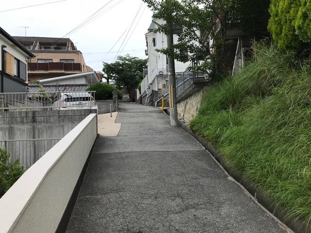 神戸市長田区西丸山町2丁目 売土地の物件写真-4