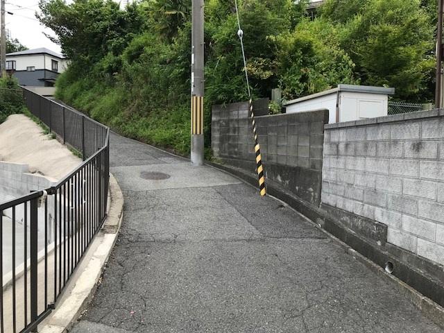 神戸市長田区西丸山町2丁目 売土地の物件写真-9