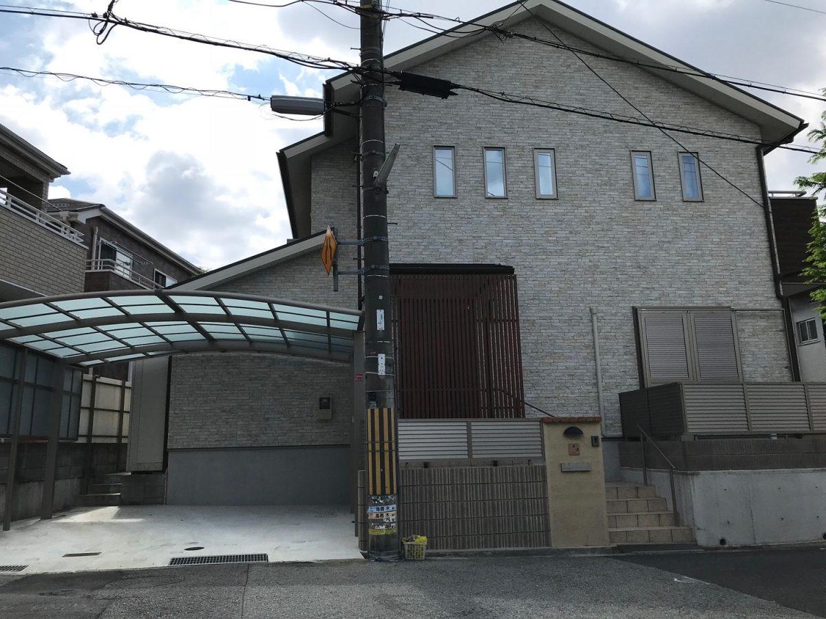 神戸市東灘区住吉山手2丁目 新築後未入居住宅の物件写真-1