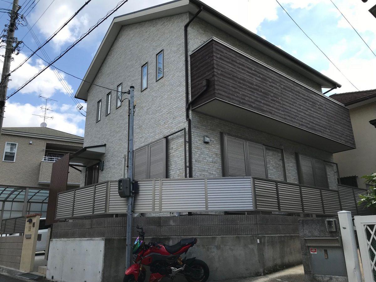 神戸市東灘区住吉山手2丁目 新築後未入居住宅の物件写真-2