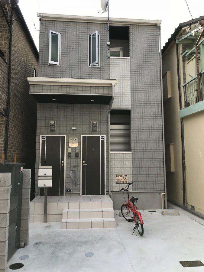 神戸市垂水区海岸通 新築収益ハイツ