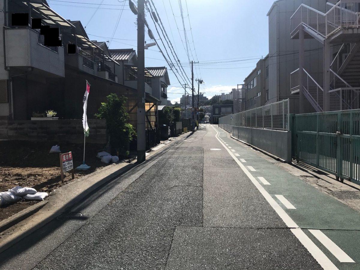神戸市垂水区西舞子4丁目 売土地の物件写真-3