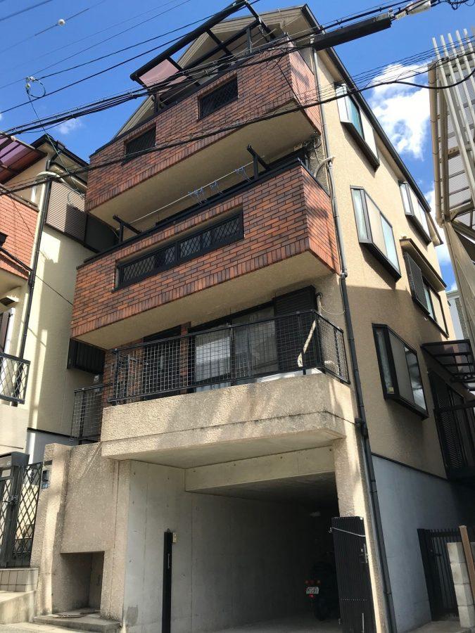 神戸市灘区上野通5丁目 中古住宅の物件写真-1
