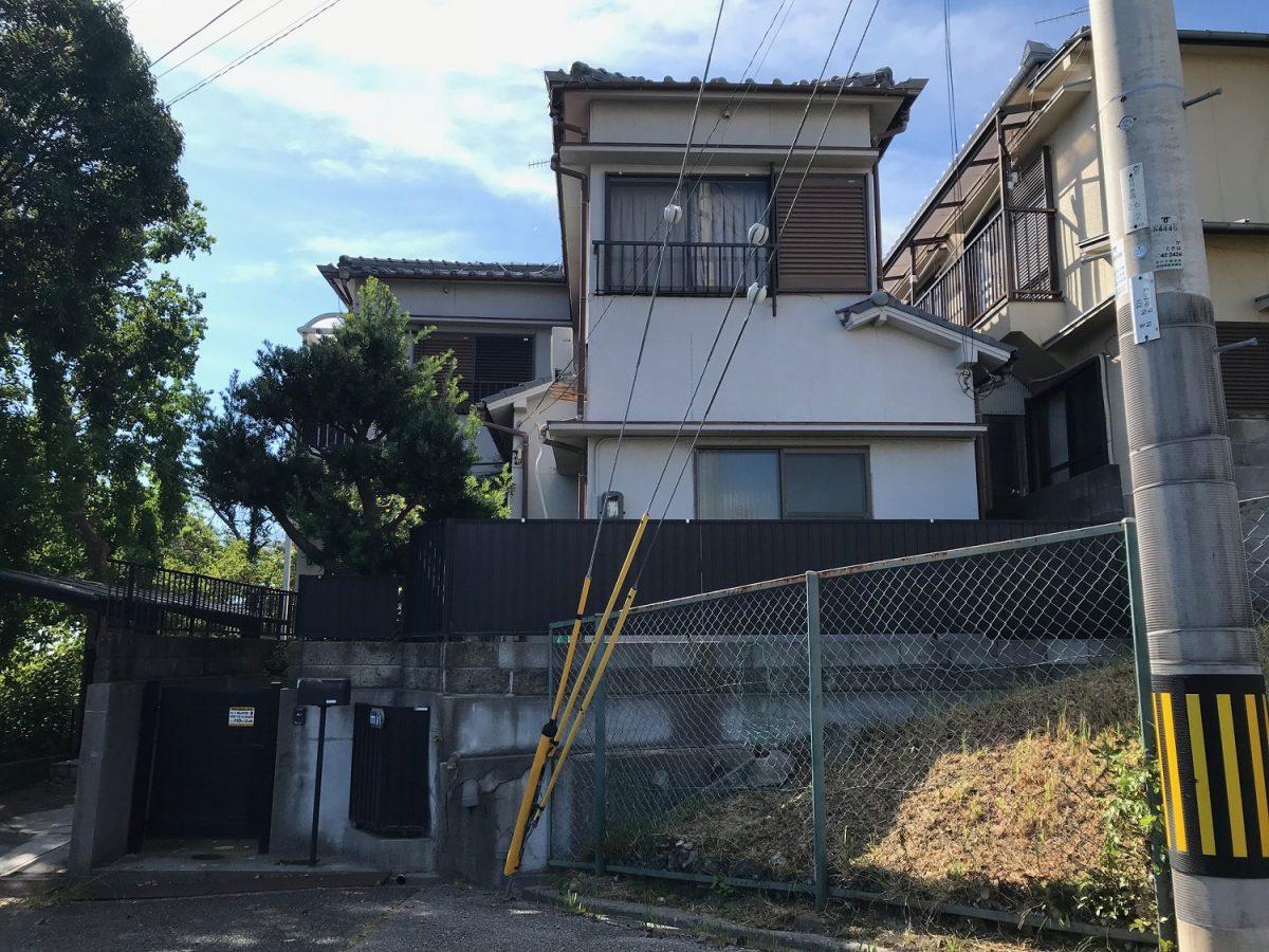 神戸市須磨区白川台4丁目 売土地の物件写真-2