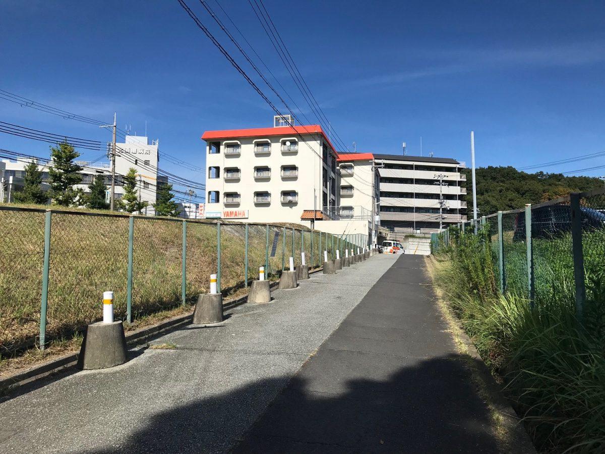 神戸市須磨区白川台4丁目 売土地の物件写真-4