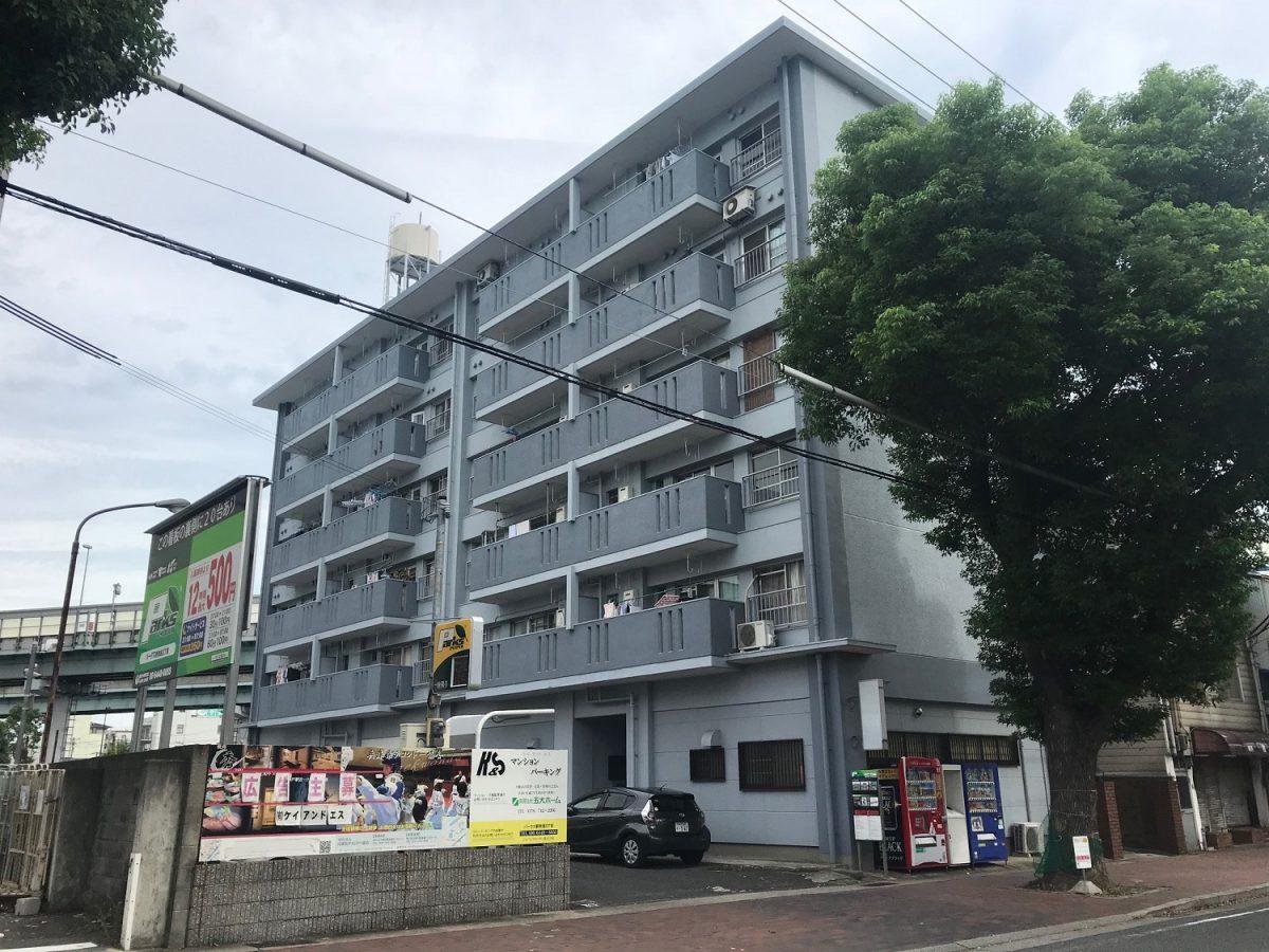 貸事務所 K&Sマンション 神戸市兵庫区駅南通3丁目