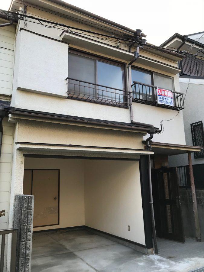 貸家 神戸市長田区上池田1丁目 山陽電鉄本線「西代」駅