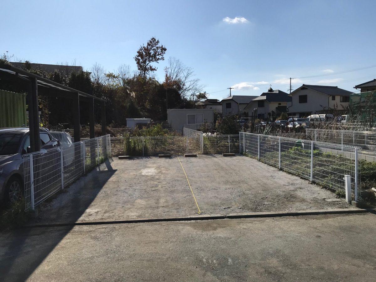 神戸市須磨区東白川台5丁目 月極駐車場