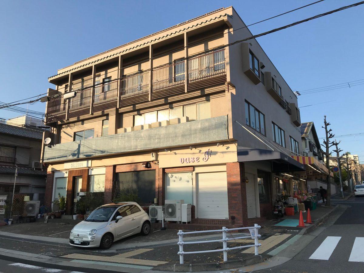貸店舗・事務 光山ビル205号 神戸市須磨区白川台1丁目