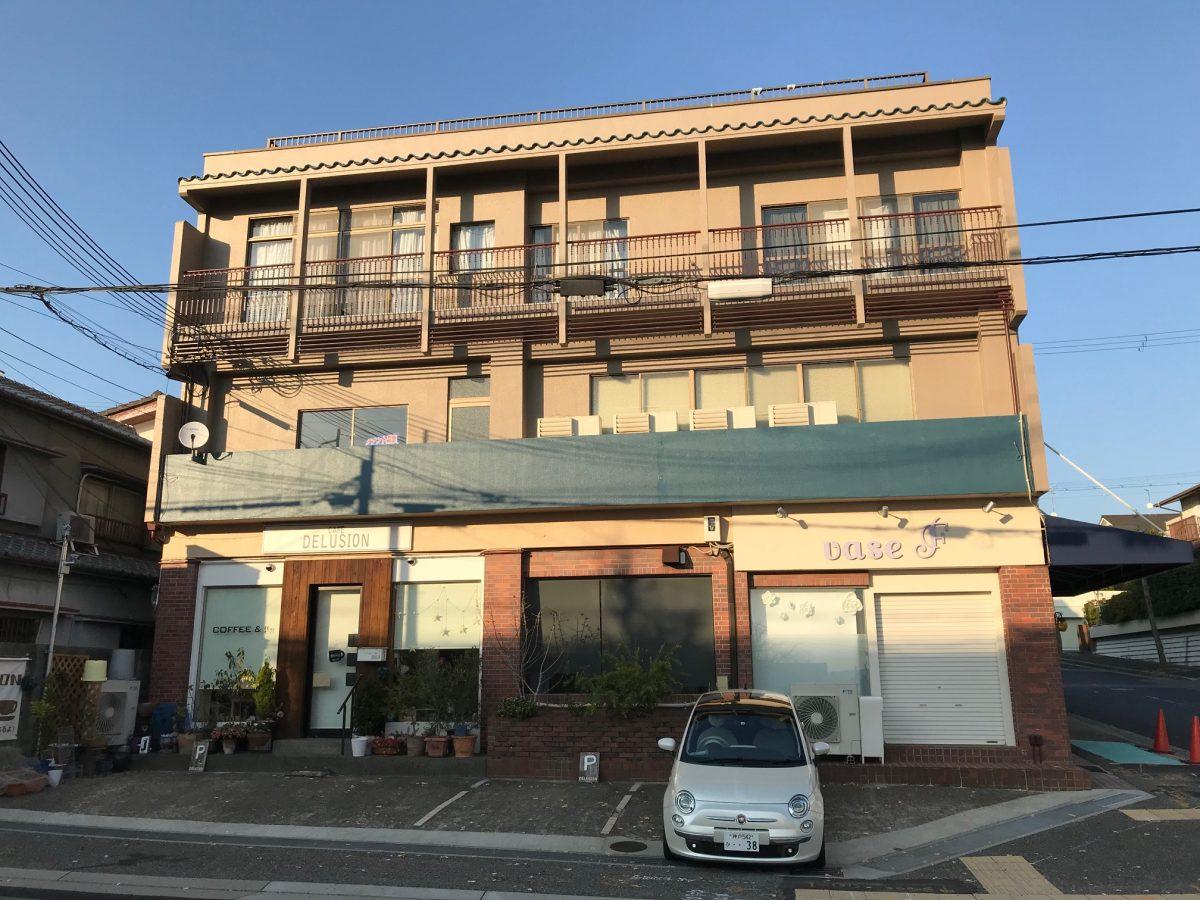 貸店舗・事務所 光山ビル201号 神戸市須磨区白川台1丁目