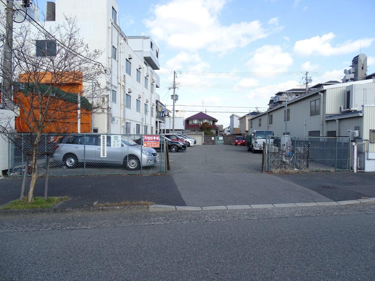 神戸市長田区長楽町7丁目 月極駐車場