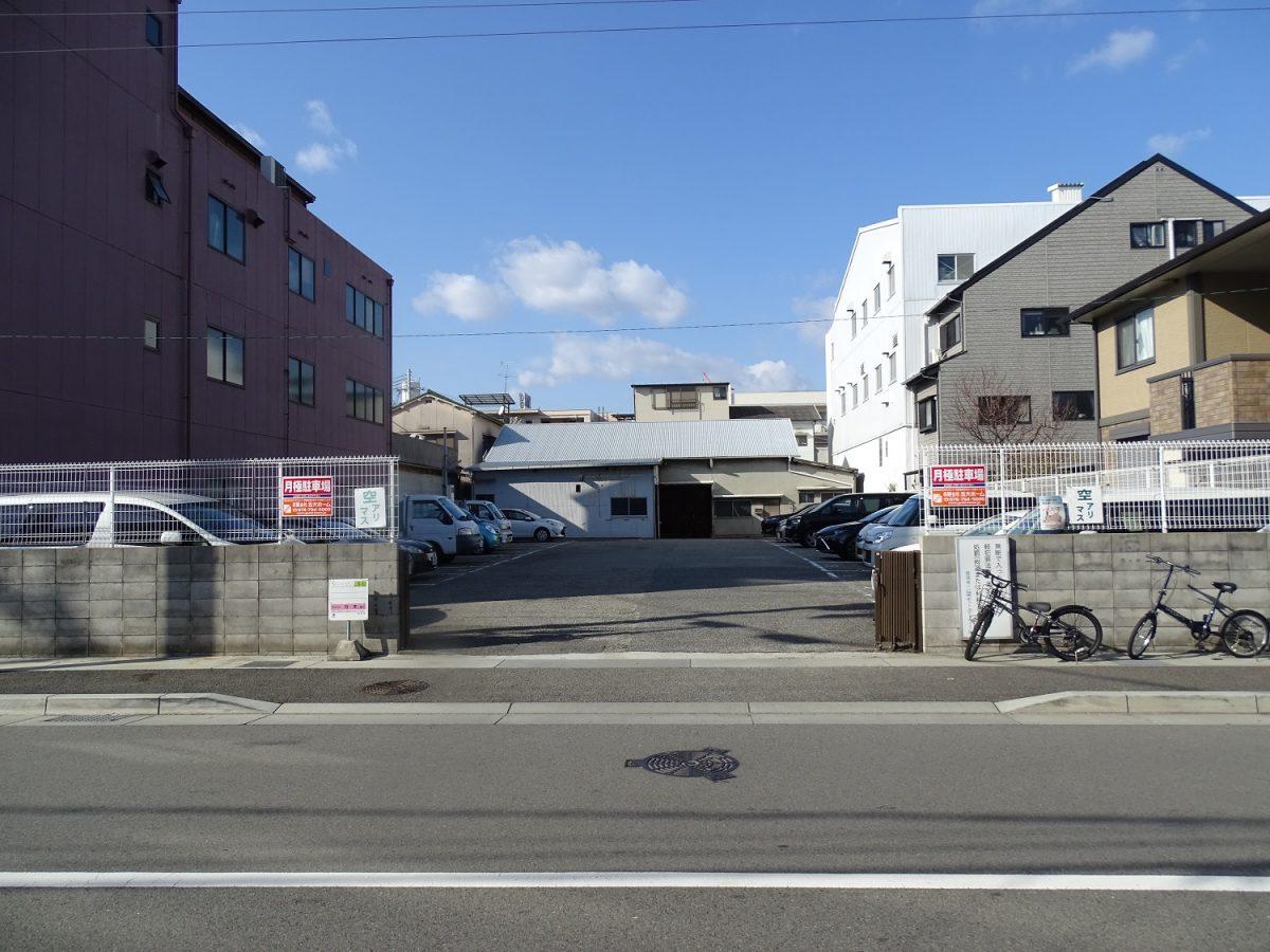 神戸市長田区二葉町10丁目 月極駐車場