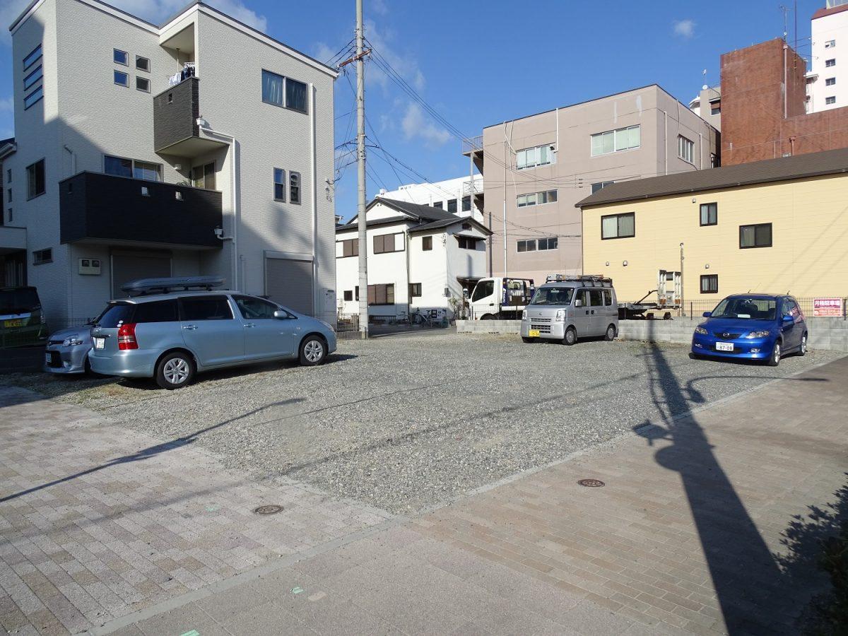 神戸市須磨区常磐町1丁目 月極駐車場