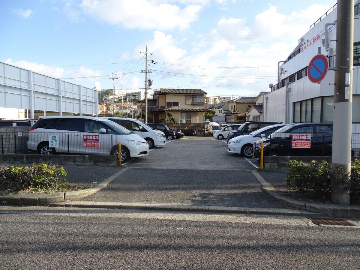 神戸市垂水区本多聞2丁目 月極駐車場