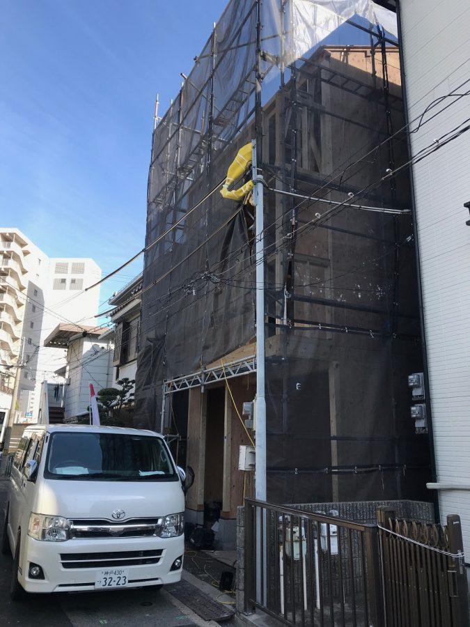 神戸市長田区宮川町1丁目 新築戸建の物件写真-1
