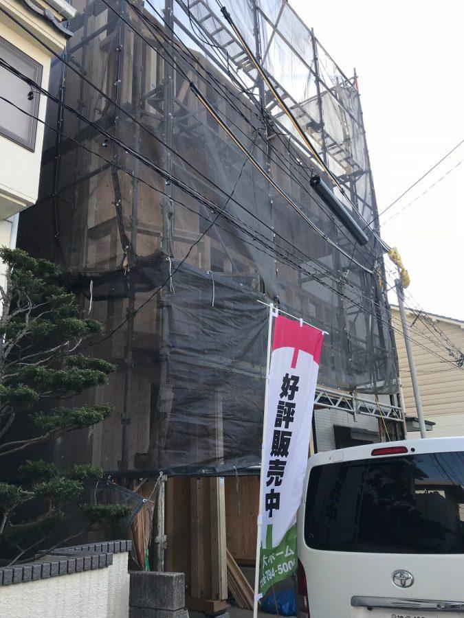 神戸市長田区宮川町1丁目 新築戸建のメイン写真