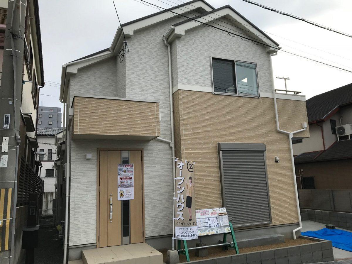 神戸市須磨区白川台6丁目 新築戸建 1号棟
