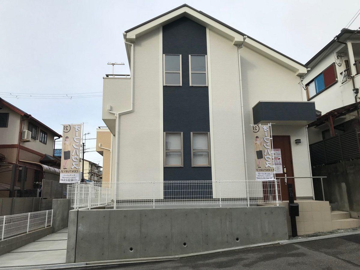 神戸市須磨区白川台6丁目 新築戸建 2号棟
