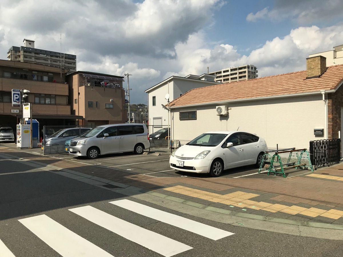 神戸市長田区水笠通5丁目 月極駐車場