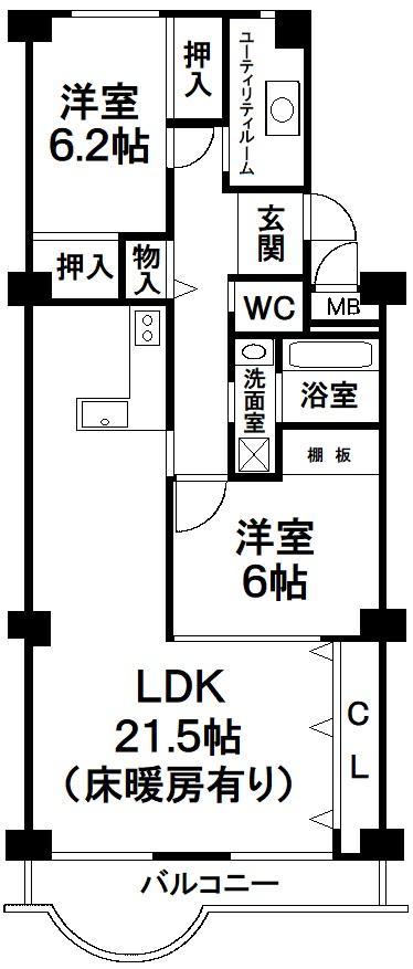 熊内台セントポリア 神戸市中央区葺合町字蝉山の図面