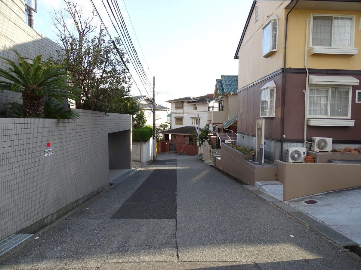 神戸市須磨区白川台5丁目 収益アパートの物件写真-7