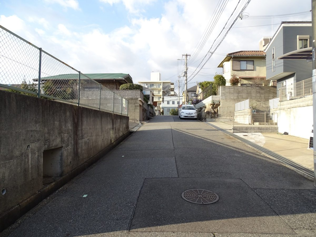 神戸市須磨区白川台5丁目 収益アパートの物件写真-8