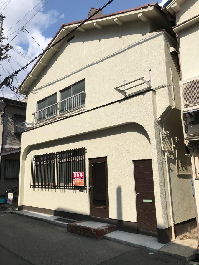 神戸市兵庫区荒田町1丁目 貸店舗・事務所の物件写真-1